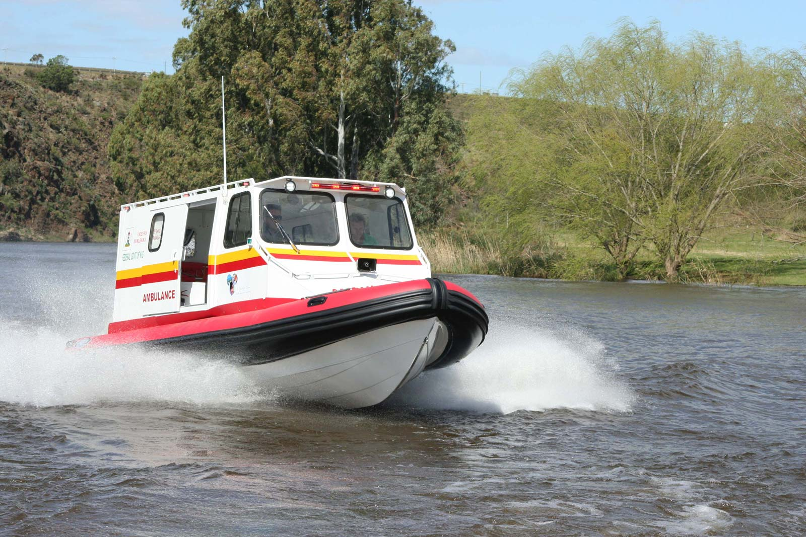Falcon Ambulance - IBR.US