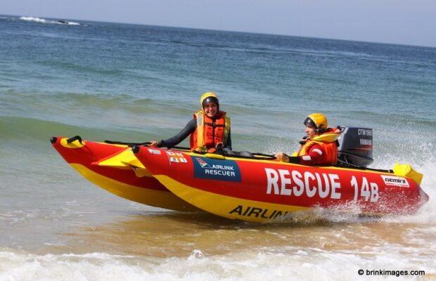 Gemini Zapcat Rescue Boat - F-1