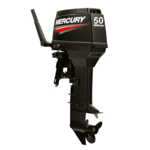 Mercury 50 HP Engine for sale by IBR.US