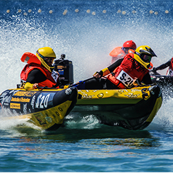 Racing boats from IBR.US