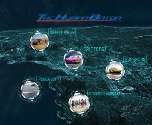 The Human Baton, Racing partner with IBR.US