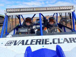Team IBR.US Desert Rally Racing The Human Baton Race