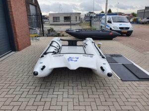 New Thundercat for sale. White and Gray Gemini Zapcat 2020